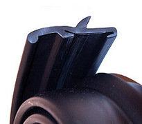 """Универсальные резиновые расширители колесных арок FlexLine 3,5"""" 00250"""