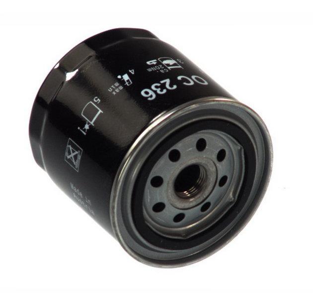 Фильтр масляный Nissan D40 YD25DDTi 01569