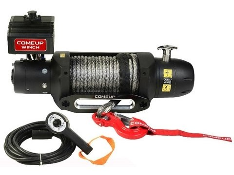 Лебедка автомобильная электрическая COMEUP Seal Gen2 12.5rs (12В) 01613