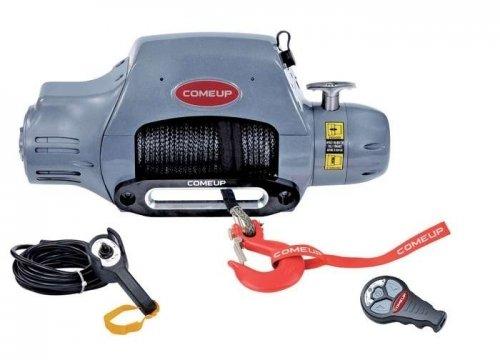 Лебедка электрическая автомобильная COMEUP Seal 9.5rsi (12в) 01627