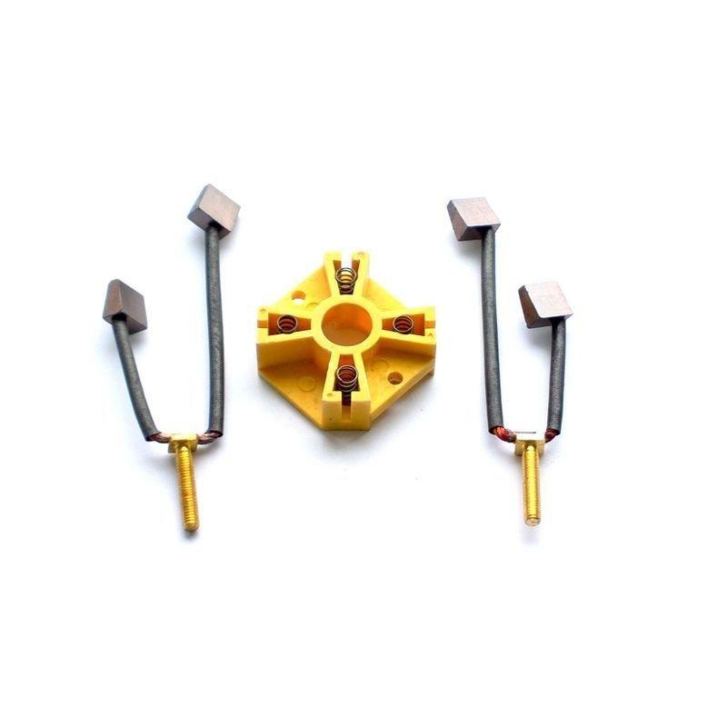 Щеточный узел в сборе для электромоторов лебедок СТОКРАТ SD 6.0 SSW 02081