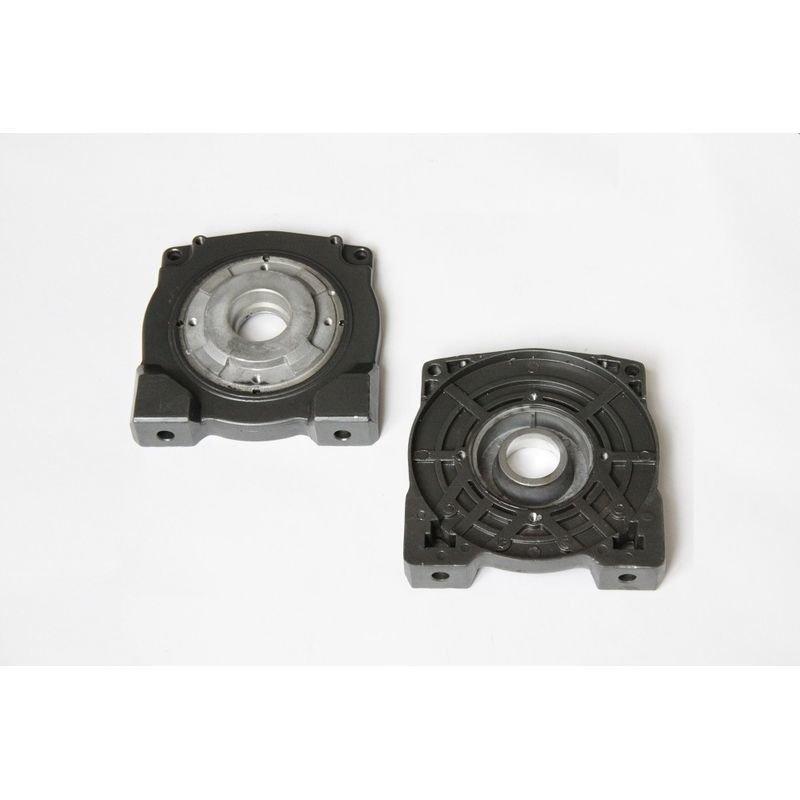 Запасной алюминевый литой фланец крепления барабана для лебедок  СТОКРАТ серии SD , сторона мотора 02156