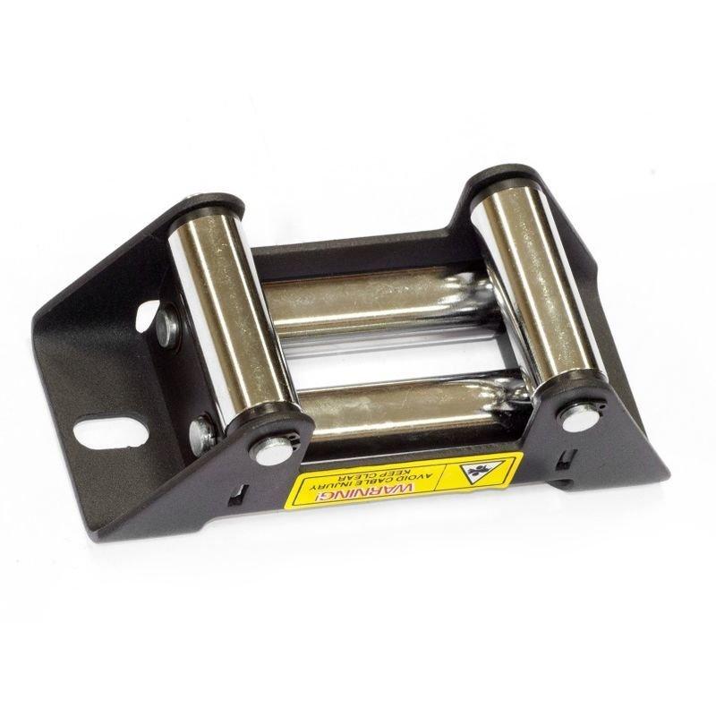Клюз роликовый СТОКРАТ для лебедок с тягой 1500-5000 lbs (ATV) 02198