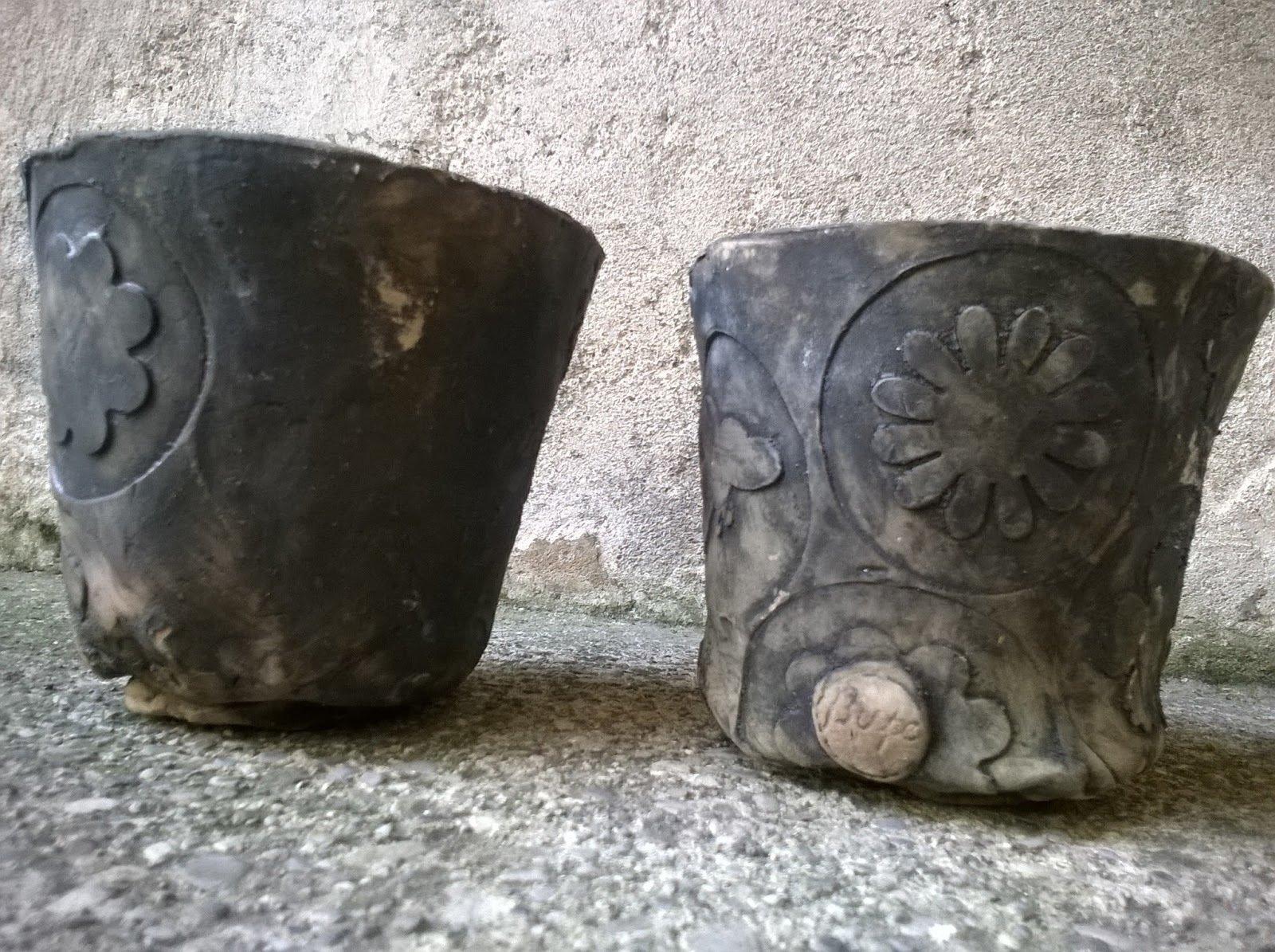 Etruscans 10 h x 12 ⌀ cm 00007