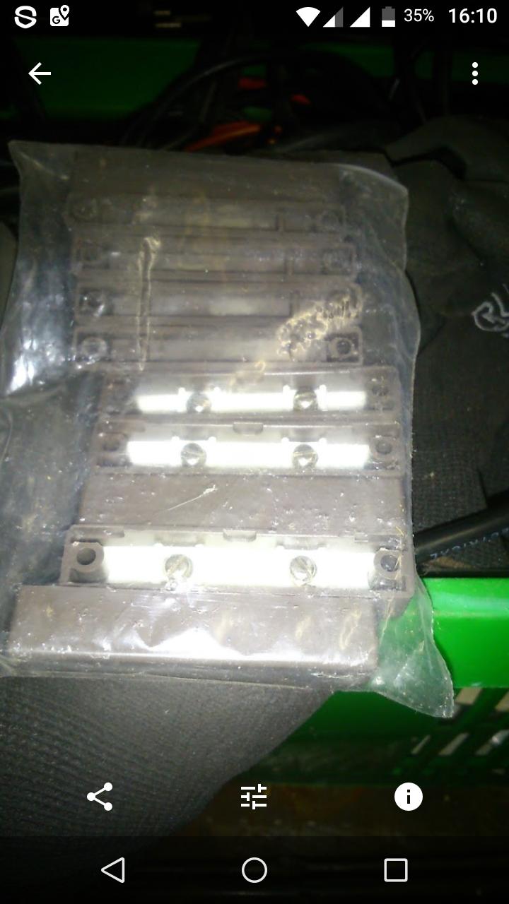 Magneet contacten ( 5 stuks ) 00010