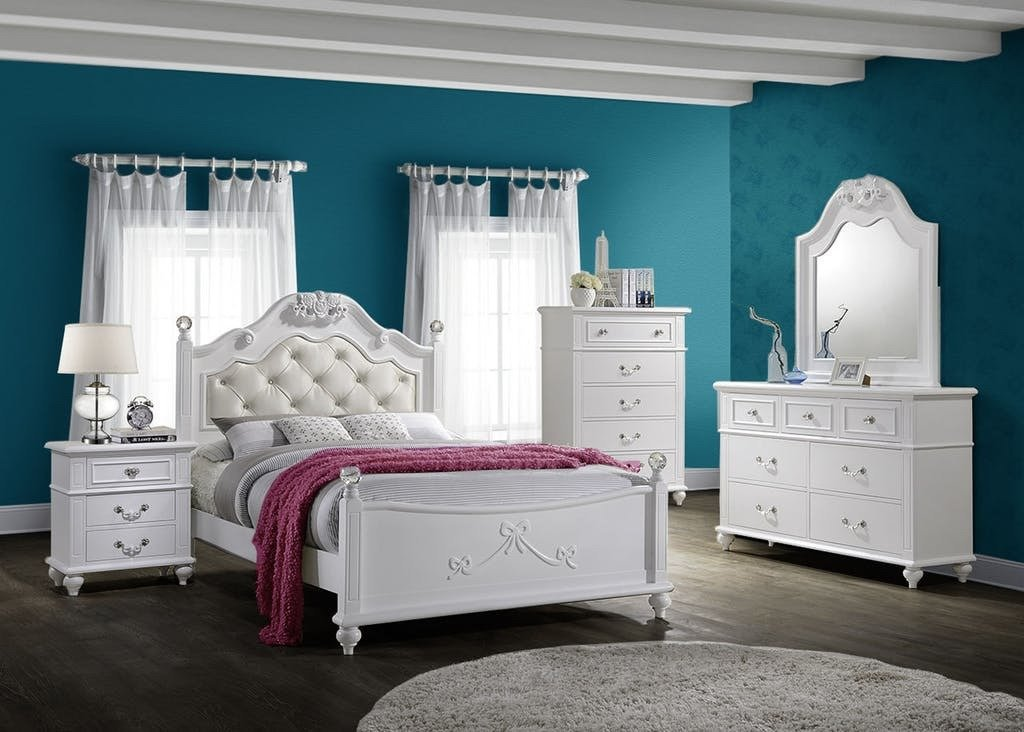 Alana Youth Full Size Bed