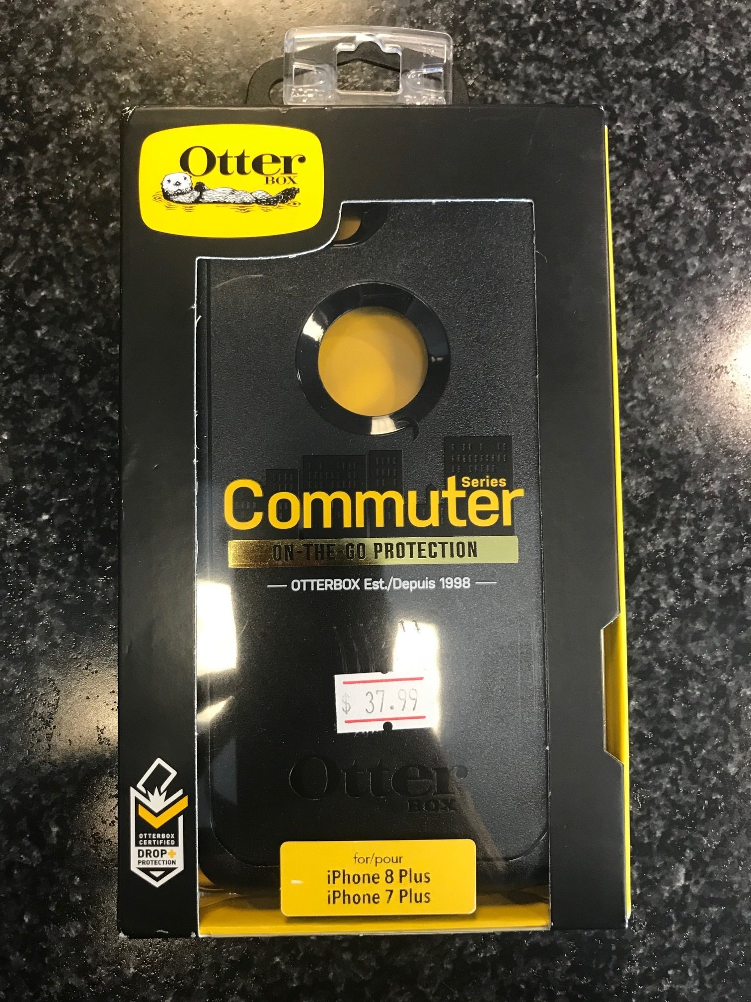Otter Box Commuter Case for iPhone 7 plus or iPhone 8 plus Commuter 7/8 plus