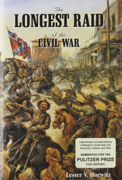 The Longest Raid of the Civil War 00000