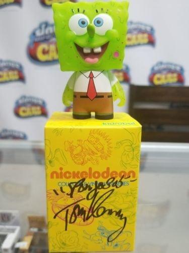 Spongebob Autographed Vinyl 00059