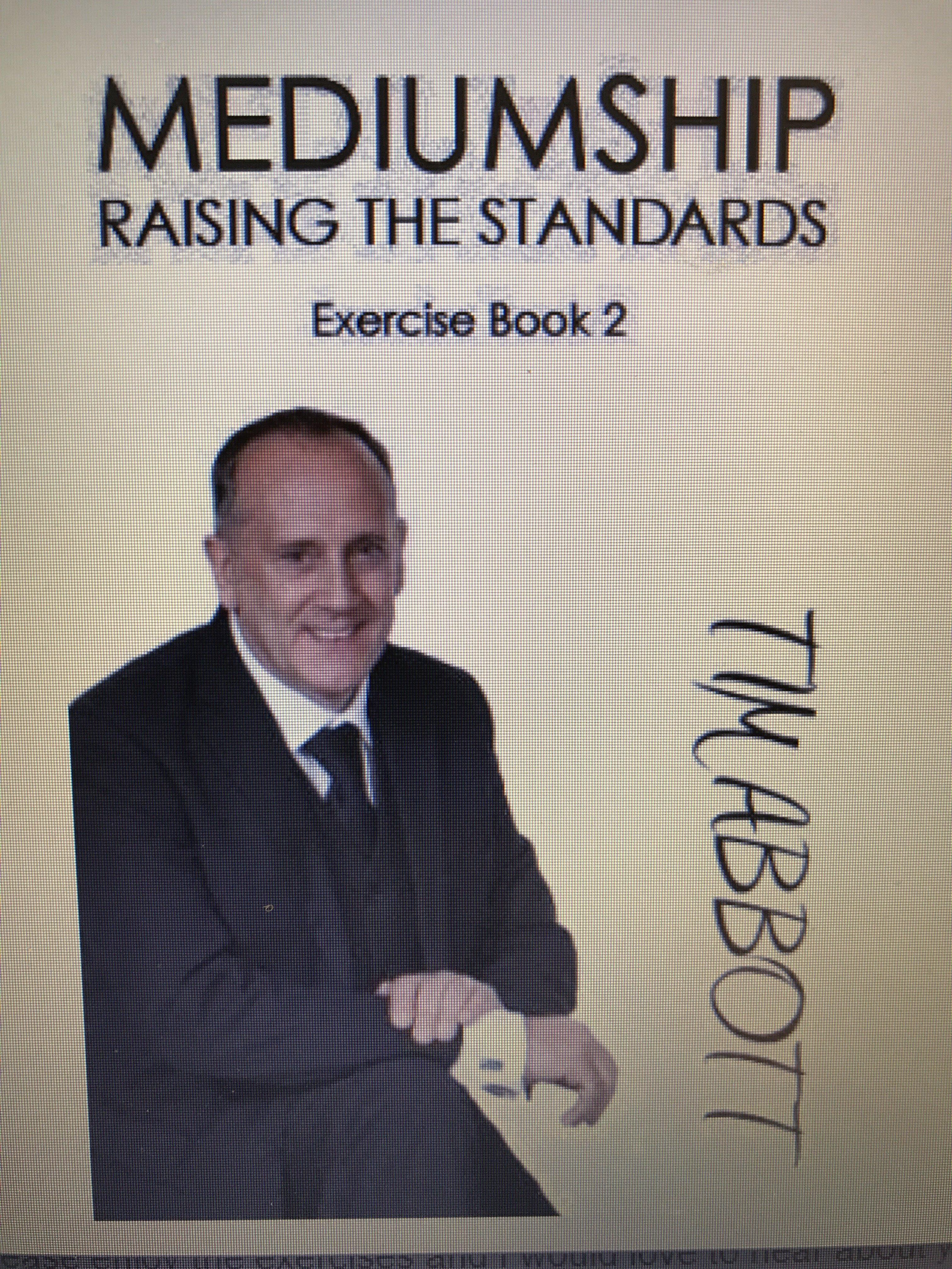 "Mediumship ""Raising the standards"" Book 2 00000"