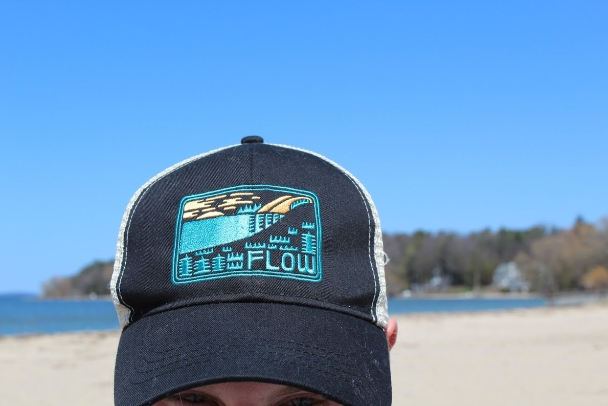 FLOW Trucker Hat