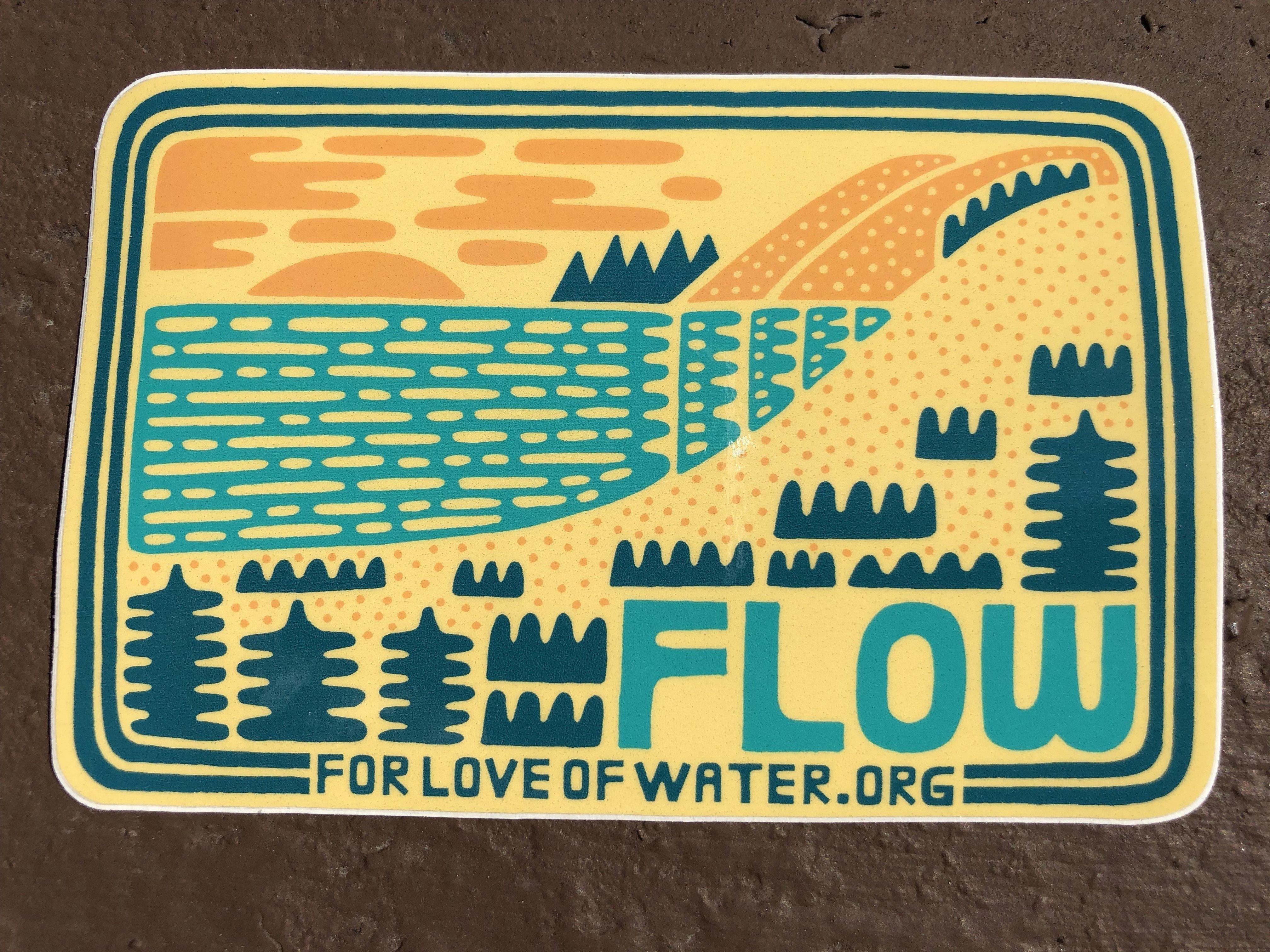 FLOW Sticker 00003