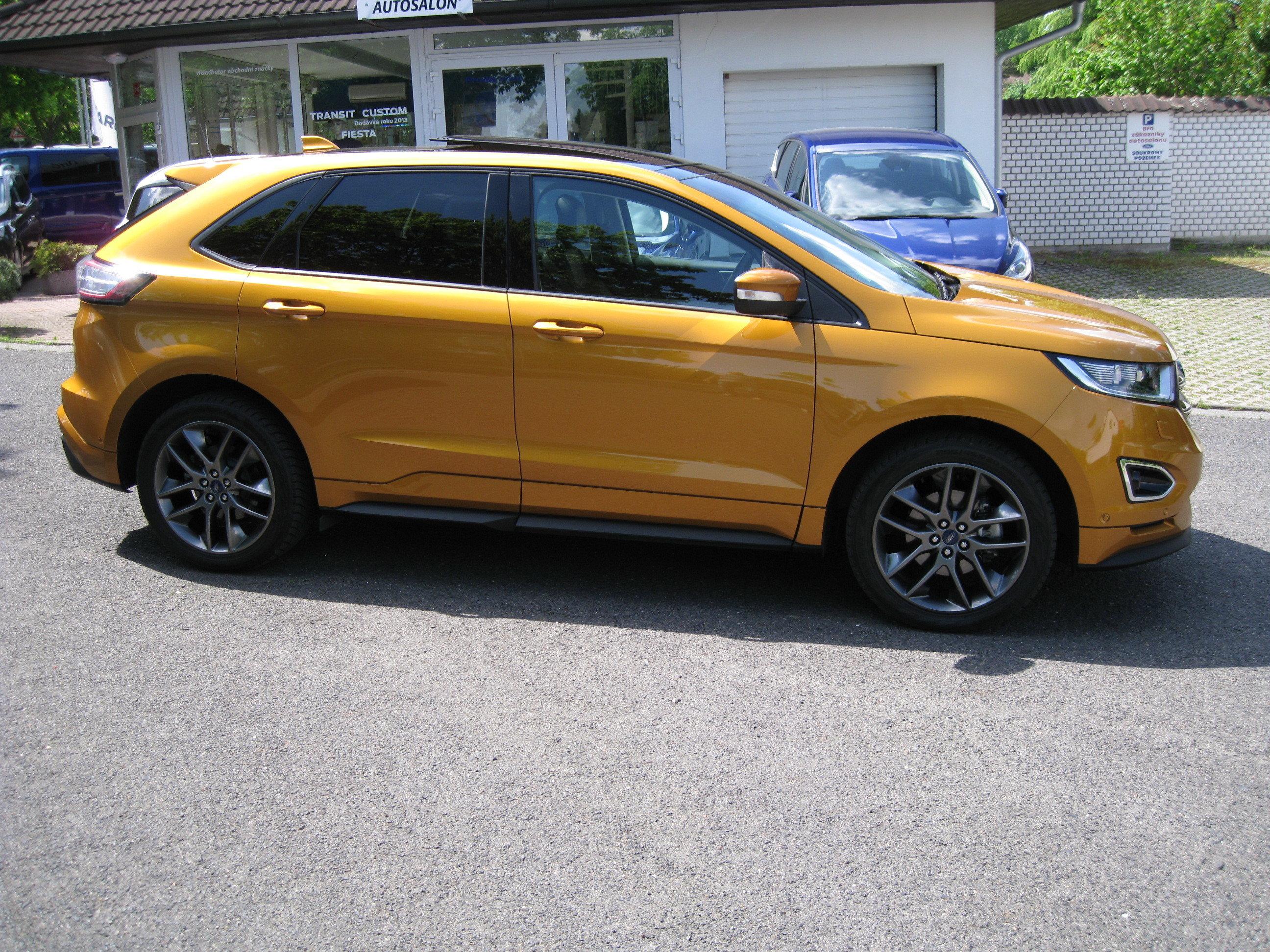 Ford Edge SPORT AWD 210k AUTOMAT
