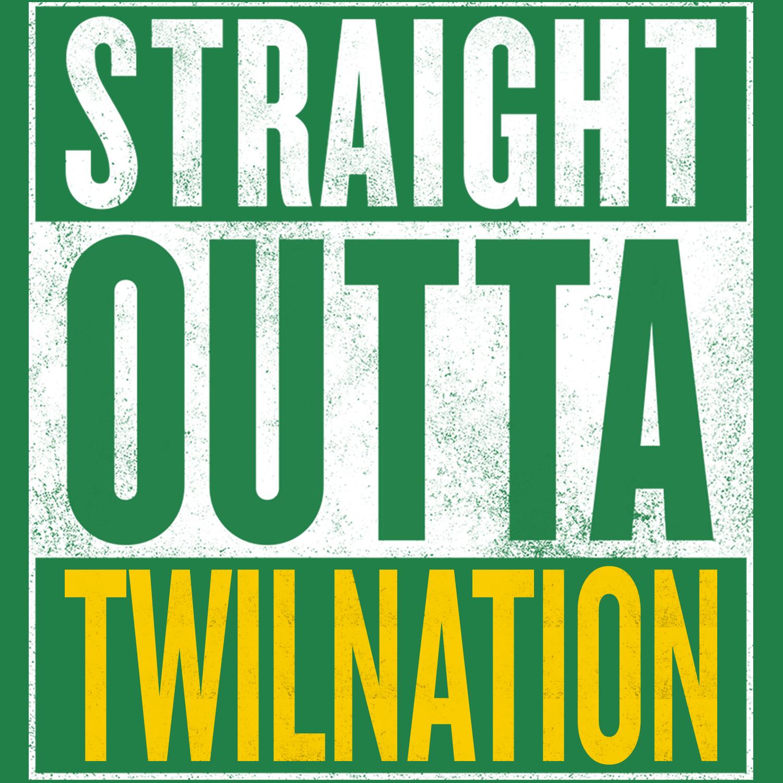 Straight Outta TWILNATION TWIL-Shirts-SOT