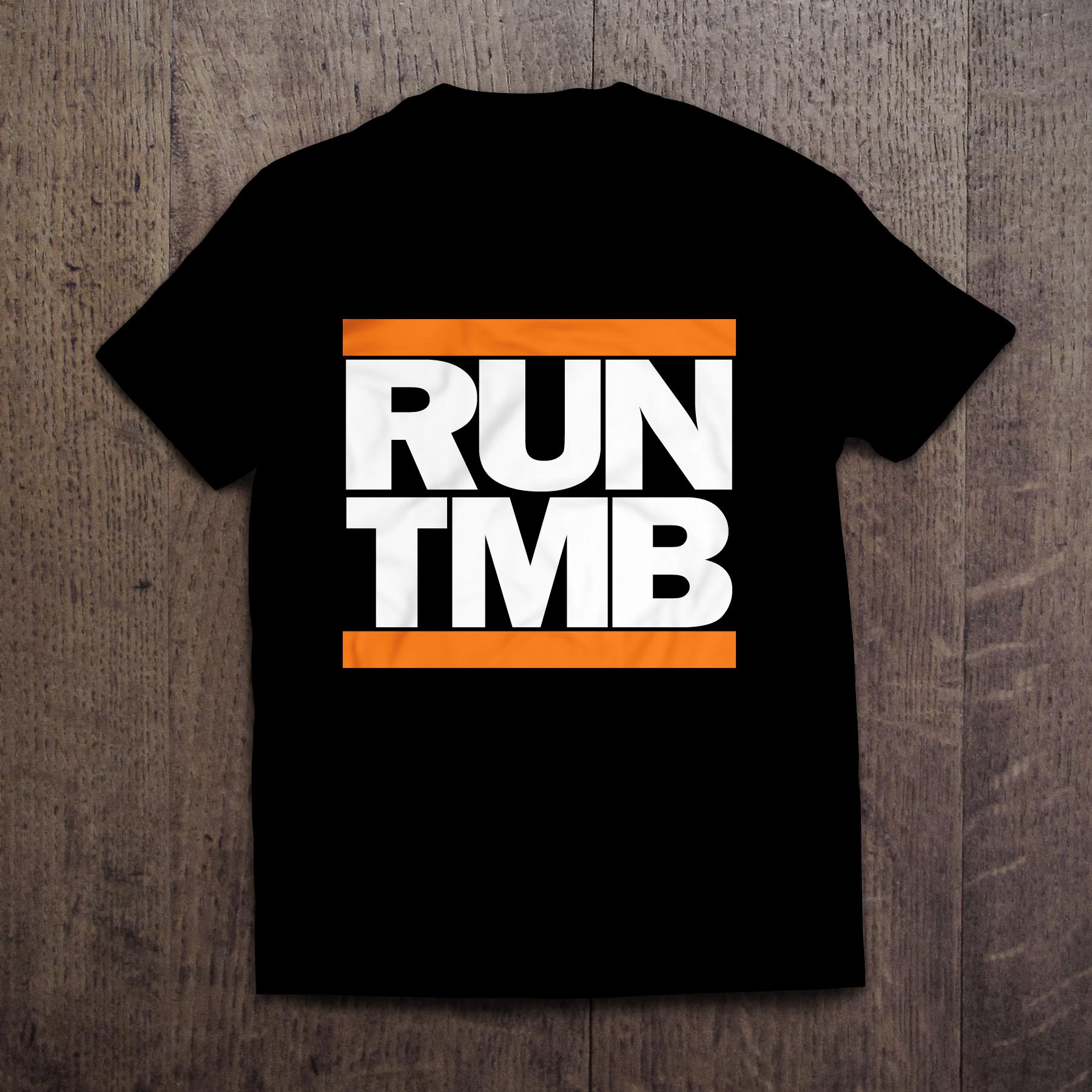 RUN TMB Tshirt TWIL-Shirt-RUNTMB