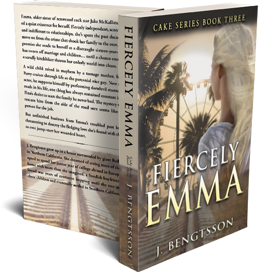 Fiercely Emma Signed Paperback 00002