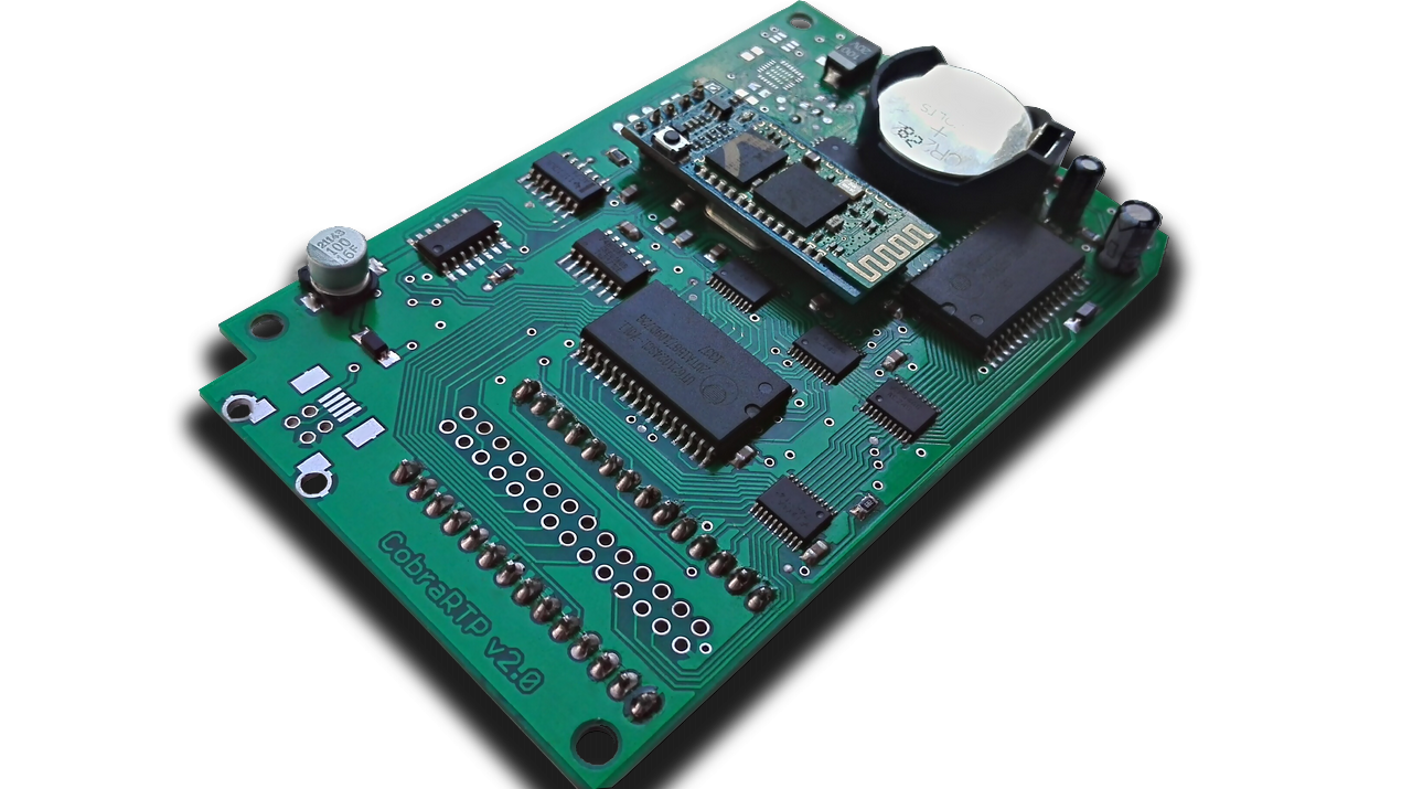 CobraRTP v2.0B (Bluetooth) 7589