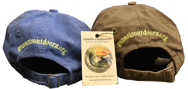 Genesis Ball Caps