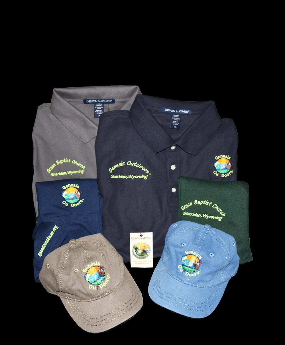Genesis Polo Shirts