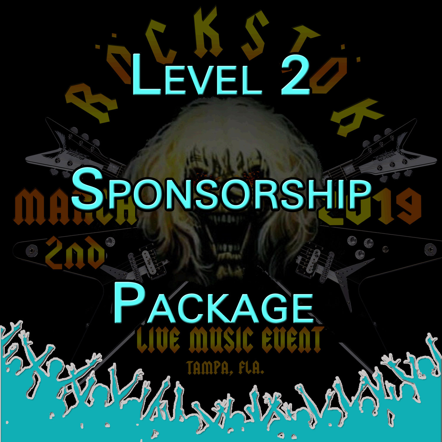 Level 2 Sponsorship Package Level2