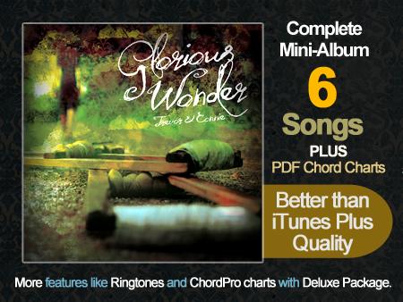 Glorious Wonder Digital Album (only) GWDD00