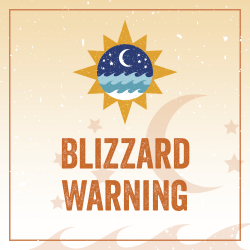 Blizzard Warning BL3