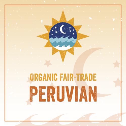 Organic Fair Trade Peruvian REG25