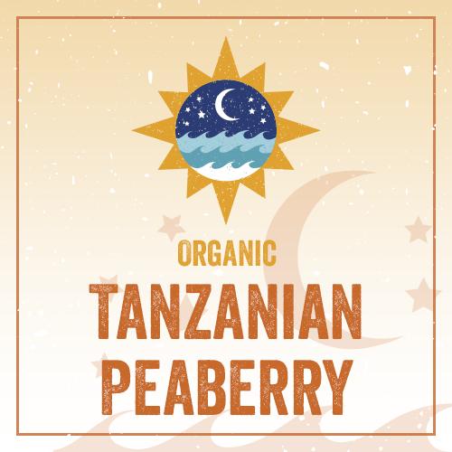Organic Tanzanian Peaberry REG27
