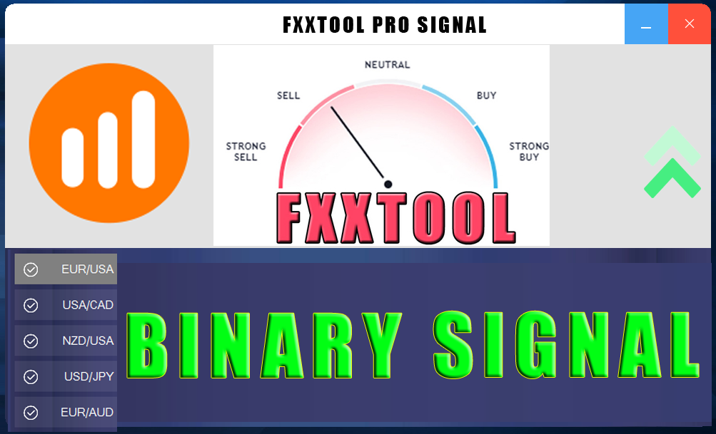 Binary options signal real time