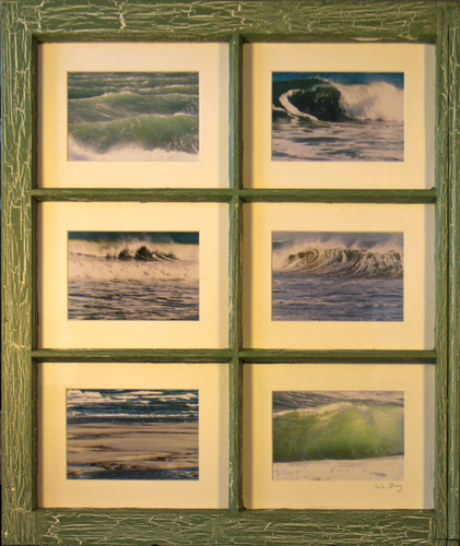 Helen Strong - Cape Waves (Framed Photo)