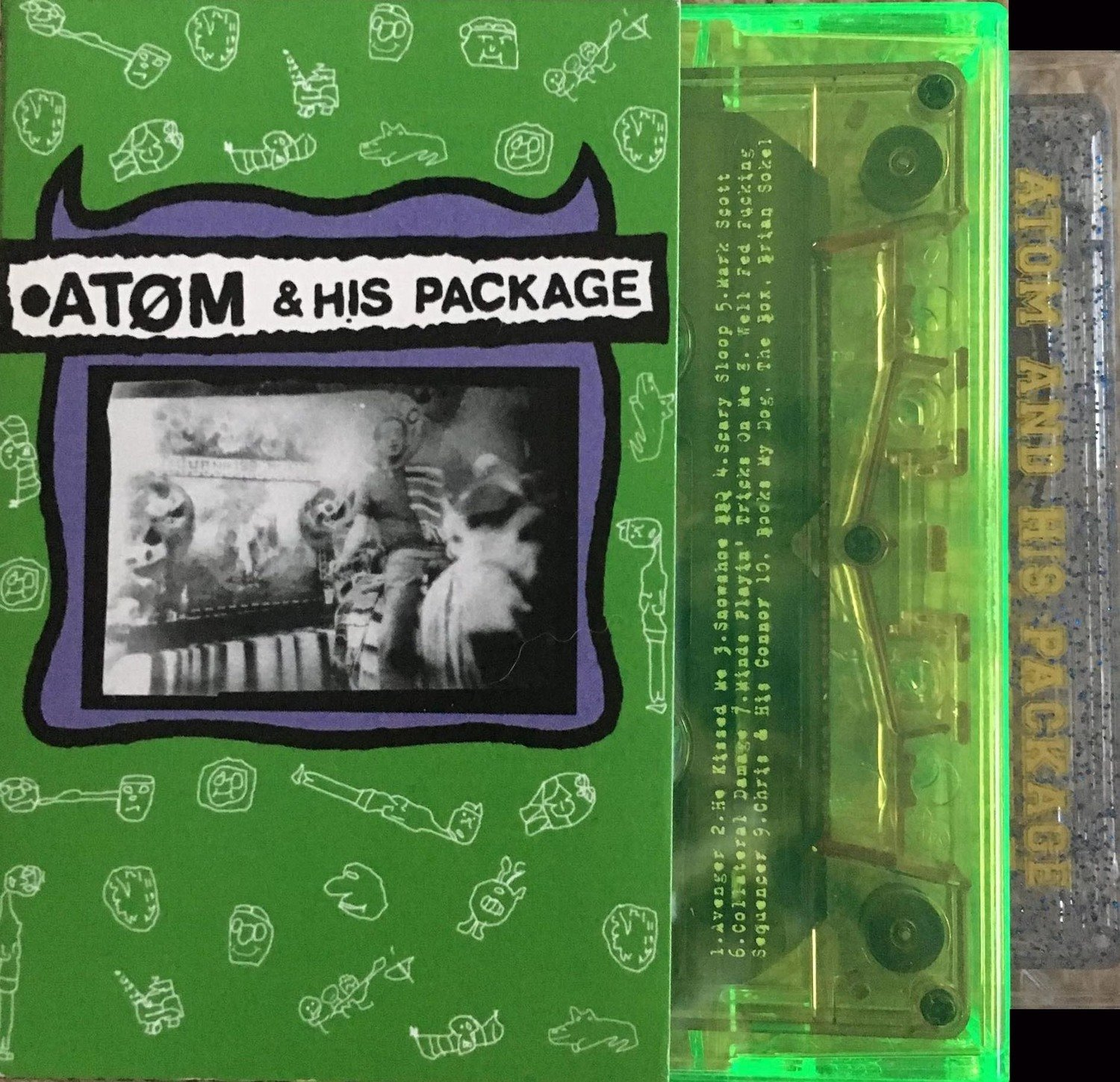 Atom And His Package - Cassette Box Set