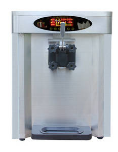 ice counter cream machine