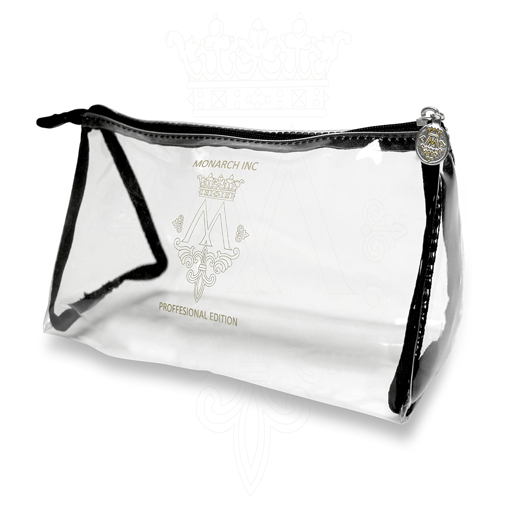 Monarch Inc Triangle Cosmetic Bag 00004