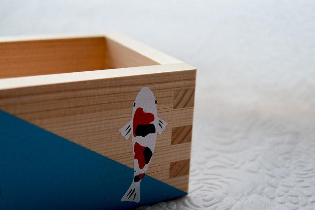 Cube Koi 錦鯉