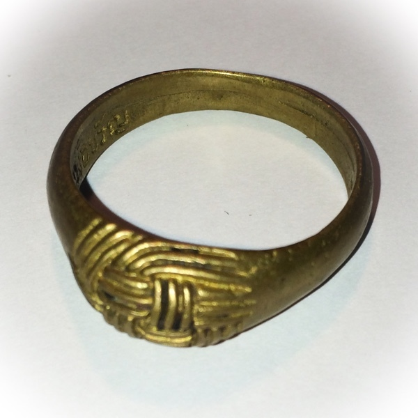 Hwaen Pra Pirod Magic Ring of Protection and Power