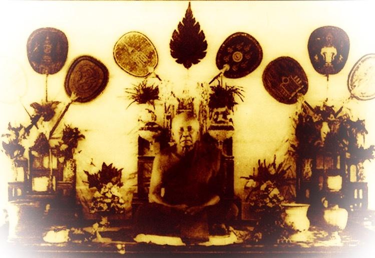 Luang Por Plien Wat Dtai
