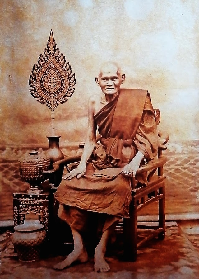 Luang Phu Bun - Wat Klang Bang Gaew
