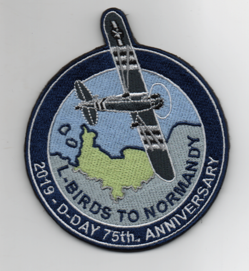 Patch L-Birds back to Normandy 001_2019
