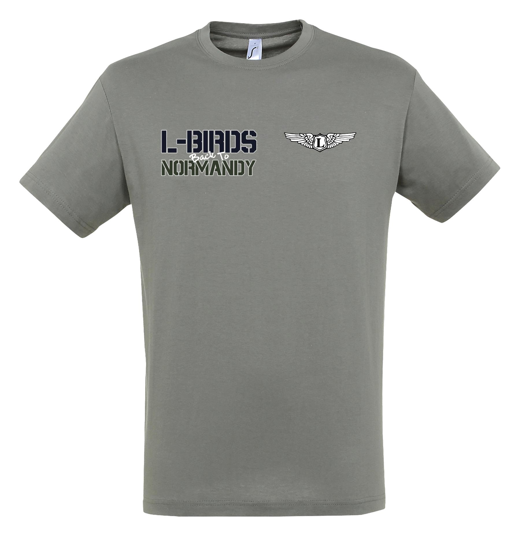 T-Shirt L-Birds (presale / pré-vente) TSMOD