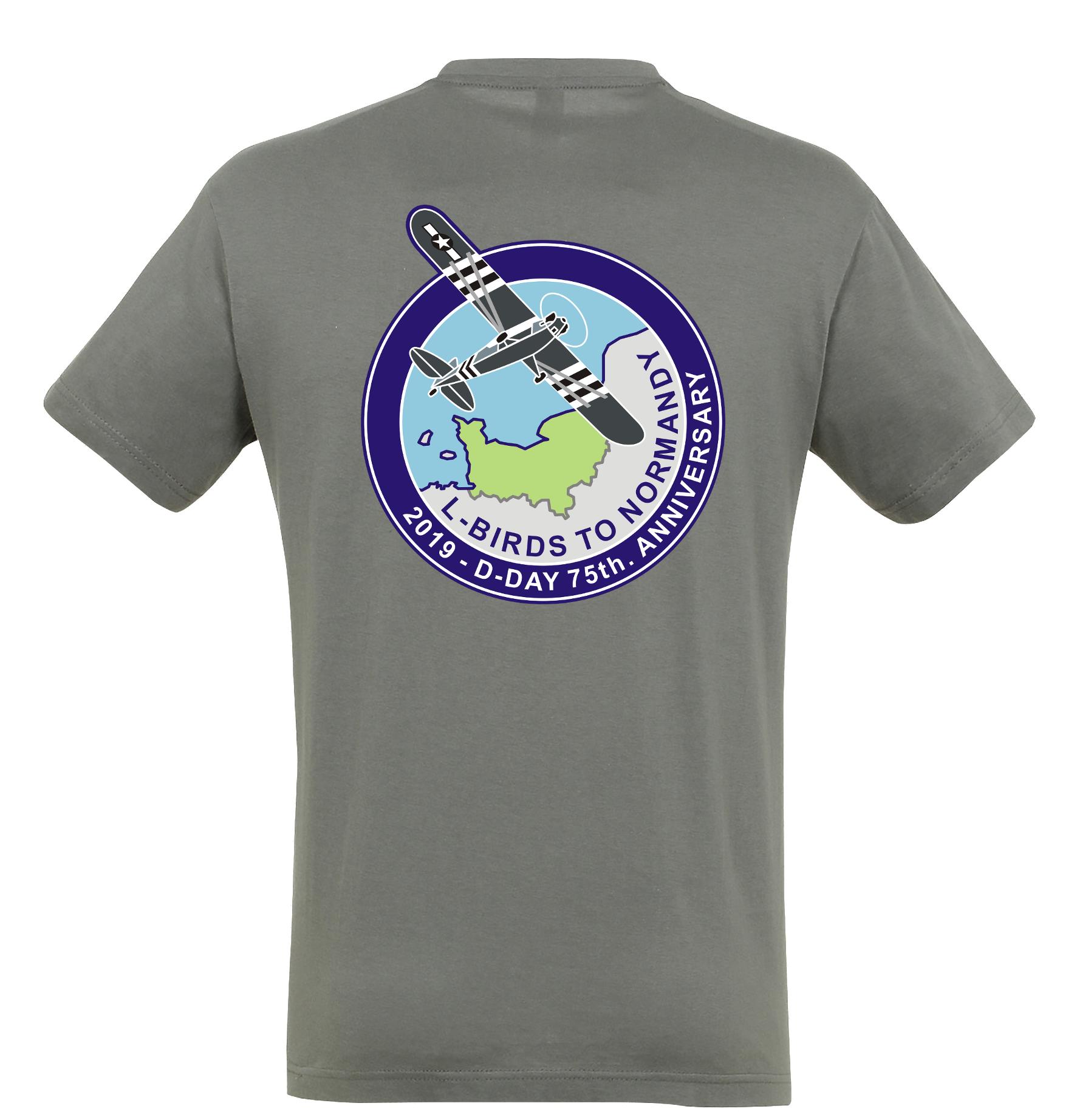 T-Shirt L-Birds (presale / pré-vente)