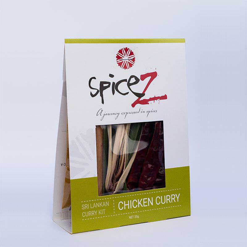 Chicken Curry Kit 10001