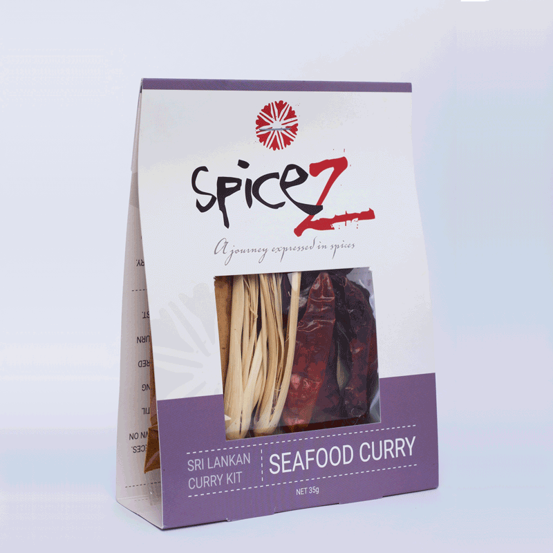 Seafood Curry Kit 20003