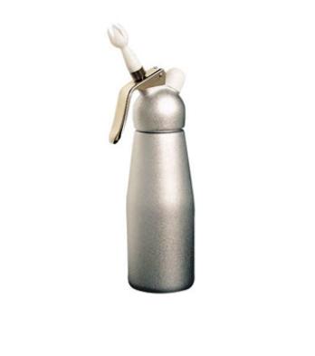 Sifón de cocina de aluminio para crema chantilly 1/2L SA500ML