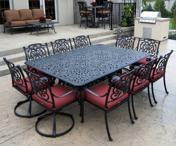St Augustine Dining Patio Furniture