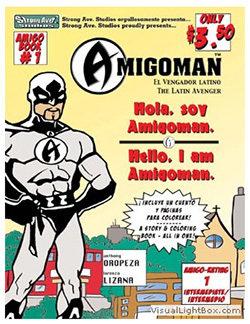 Hola, Soy AMIGOMAN / Hello, I am AMIGOMAN 5006