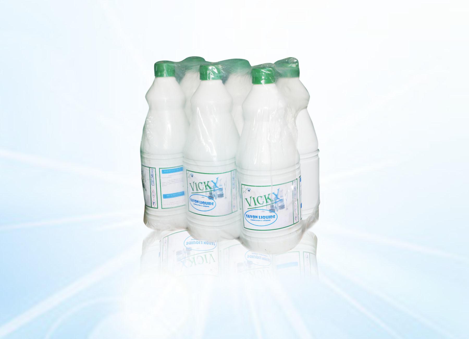 Savon liquide VICKY 1 litre