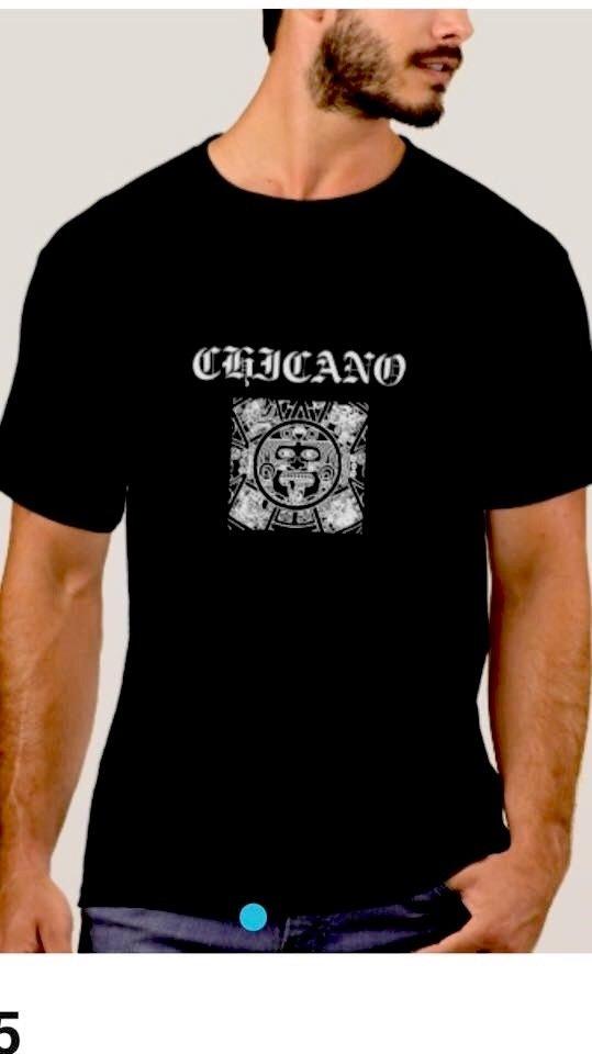 Chicano T-Shirt CHISHIRTBLK