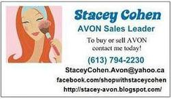 Stacey Cohen's store