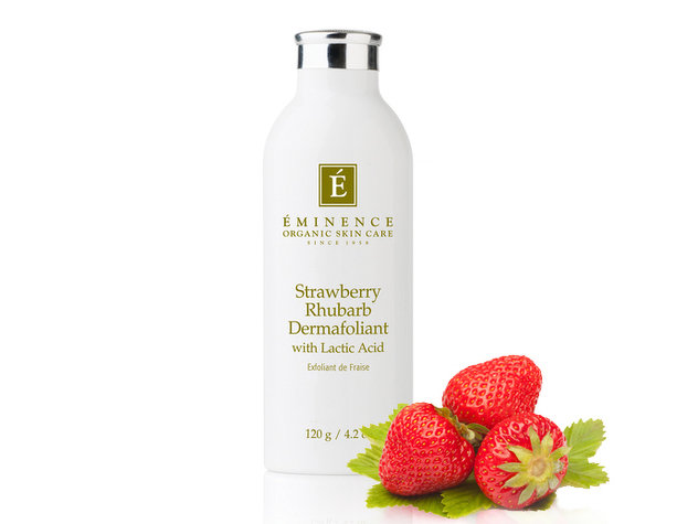 Strawberry Rhubarb Dermafoliant With Lactic Acid OZDGHSFRYC4EGRVHN4GQUBPA