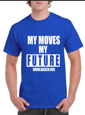 My Moves My Future T-Shirt 00002